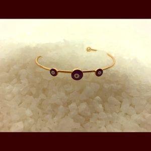 Women bracelet evil eye protection